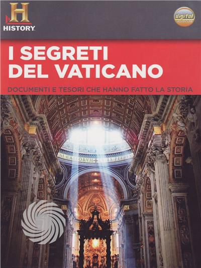 I segreti del Vaticano - Documenti e tesori che hanno fatto la storia - DVD - thumb - MediaWorld.it
