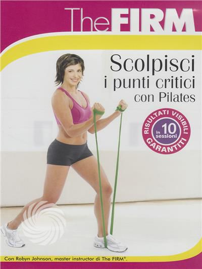 Scolpisci i punti critici con pilates - DVD - thumb - MediaWorld.it