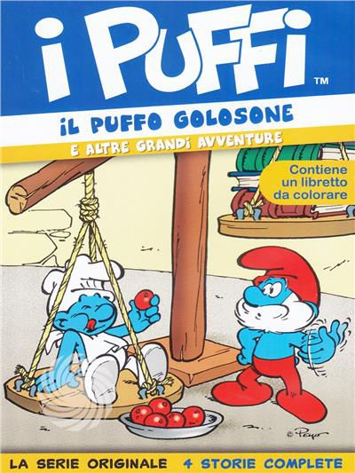 I Puffi - Il Puffo Golosone - DVD - thumb - MediaWorld.it
