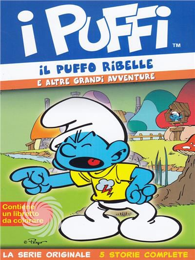 I Puffi - Il Puffo ribelle - DVD - thumb - MediaWorld.it