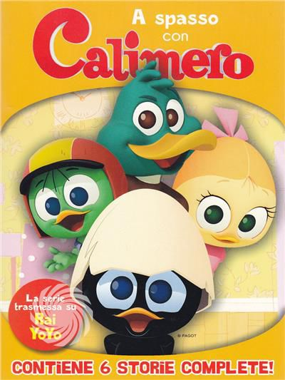 Calimero - A spasso con Calimero - DVD - thumb - MediaWorld.it