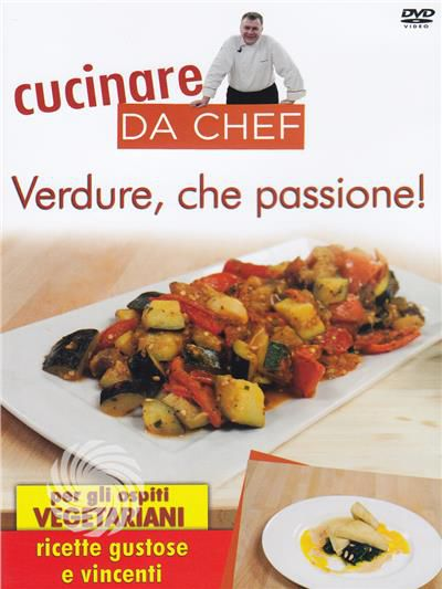Cucinare da chef - Verdure, che passione - DVD - thumb - MediaWorld.it