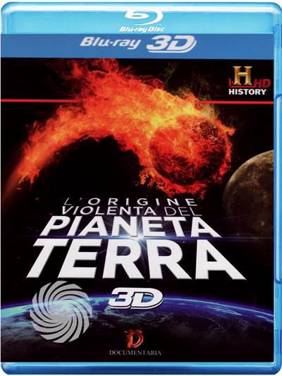 L'origine violenta del pianeta Terra - Blu-Ray  3D - thumb - MediaWorld.it