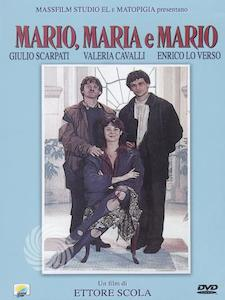 Mario, Maria e Mario - DVD - thumb - MediaWorld.it