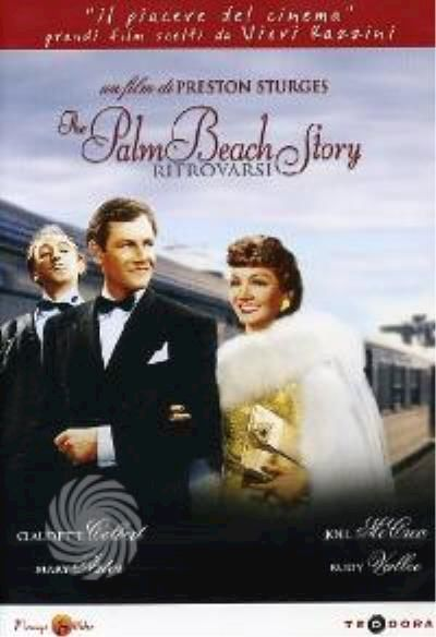 THE PALM BEACH STORY - RITROVARSI - DVD - thumb - MediaWorld.it
