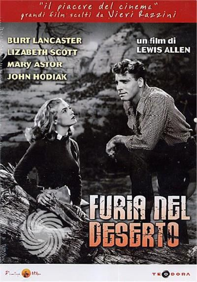 Furia nel deserto - DVD - thumb - MediaWorld.it