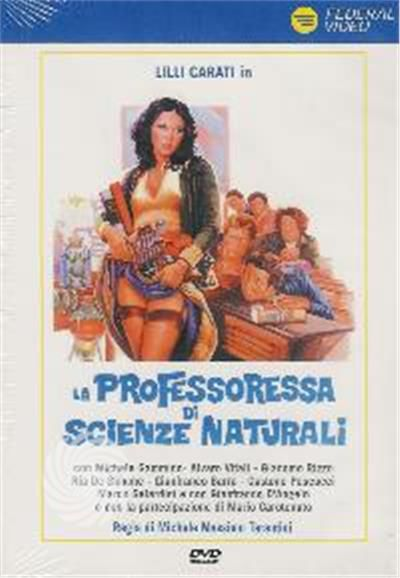 LA PROFESSORESSA DI SCIENZE NATURALI - DVD - thumb - MediaWorld.it