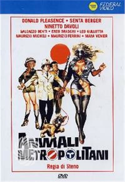 ANIMALI METROPOLITANI - DVD - thumb - MediaWorld.it