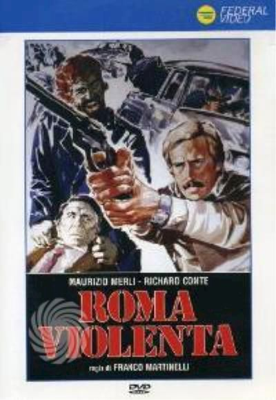 Roma violenta - DVD - thumb - MediaWorld.it