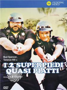 I 2 superpiedi quasi piatti - DVD - thumb - MediaWorld.it