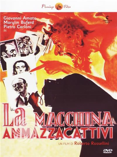 La macchina ammazzacattivi - DVD - thumb - MediaWorld.it