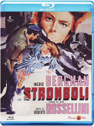 Stromboli - Terra di Dio - Blu-Ray - thumb - MediaWorld.it
