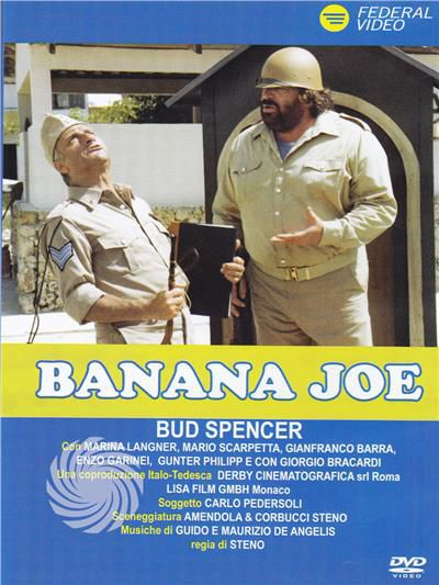 Banana Joe - DVD - thumb - MediaWorld.it