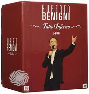 ROBERTO BENIGNI - TUTTO L'INFERNO - DVD - MediaWorld.it