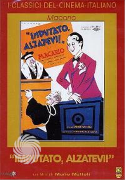 Imputato, alzatevi! - DVD - thumb - MediaWorld.it
