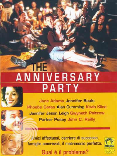 The anniversary party - DVD - thumb - MediaWorld.it