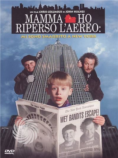 Mamma ho riperso l'aereo: mi sono smarrito a New York - DVD - thumb - MediaWorld.it