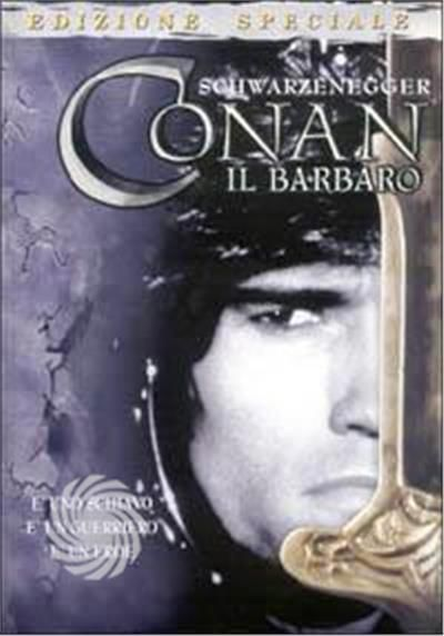 Conan il barbaro - DVD - thumb - MediaWorld.it