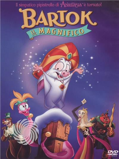 Bartok il Magnifico - DVD - thumb - MediaWorld.it