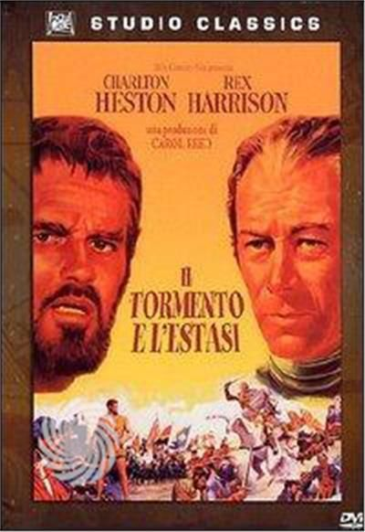 Il tormento e l'estasi - DVD - thumb - MediaWorld.it