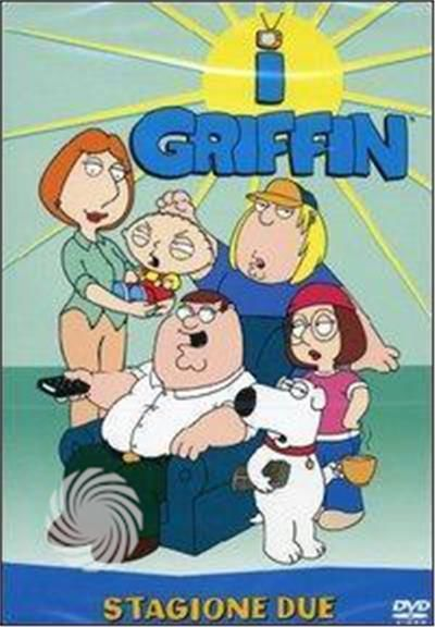I Griffin - DVD - Stagione 2 - thumb - MediaWorld.it
