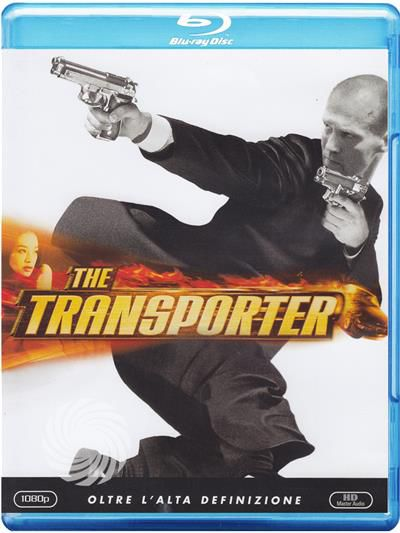 The transporter - Blu-Ray - thumb - MediaWorld.it