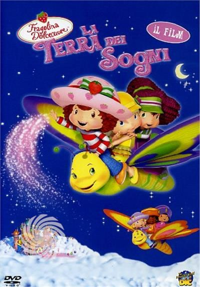 Fragolina Dolcecuore - La terra dei sogni - DVD - thumb - MediaWorld.it