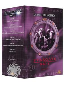 Stargate SG-1 - DVD - Stagione 3 - thumb - MediaWorld.it