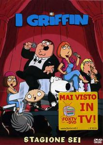 I Griffin - DVD - Stagione 6 - thumb - MediaWorld.it