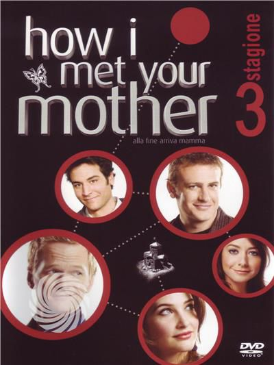 How I met your mother - Alla fine arriva mamma - DVD - Stagione 3 - thumb - MediaWorld.it