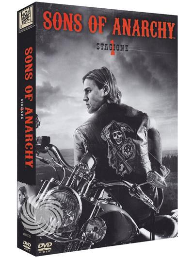 Sons of anarchy - DVD - Stagione 1 - thumb - MediaWorld.it