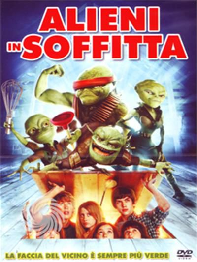 Alieni in soffitta - DVD - thumb - MediaWorld.it