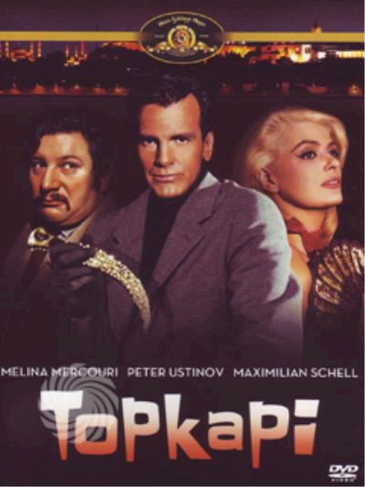 Topkapi - DVD - thumb - MediaWorld.it