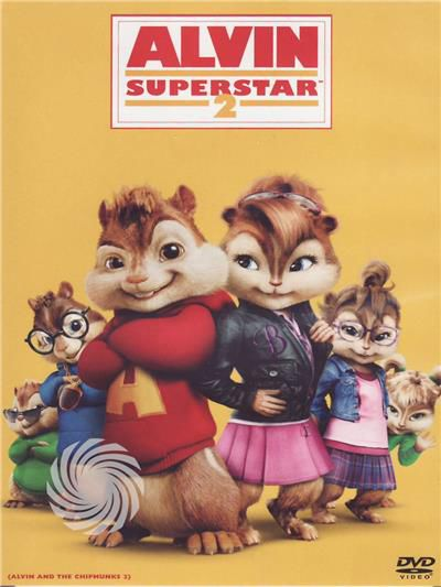 Alvin superstar 2 - DVD - thumb - MediaWorld.it