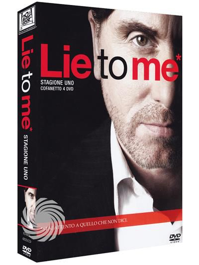 Lie to me - DVD - Stagione 1 - thumb - MediaWorld.it