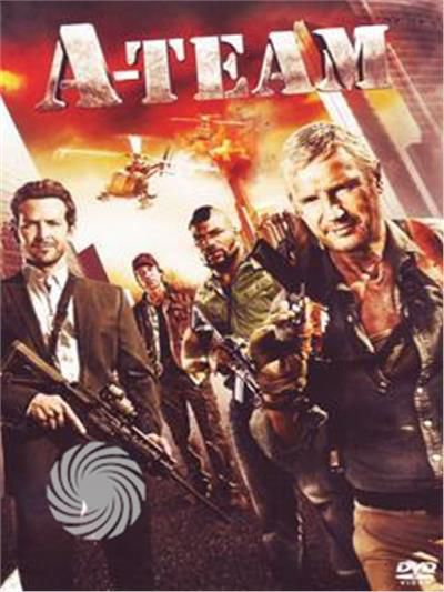 A-Team - DVD - thumb - MediaWorld.it