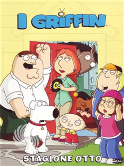 I Griffin - DVD - Stagione 8 - thumb - MediaWorld.it