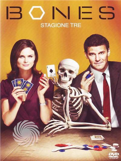 Bones - DVD - Stagione 3 - thumb - MediaWorld.it