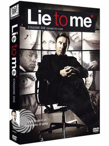 Lie to me - DVD - Stagione 2 - thumb - MediaWorld.it