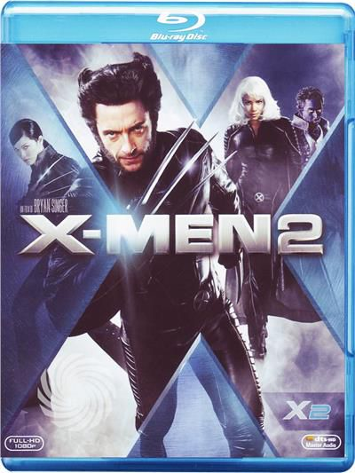 X-men 2 - Blu-Ray - thumb - MediaWorld.it