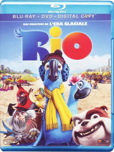 Rio - Blu-Ray - thumb - MediaWorld.it