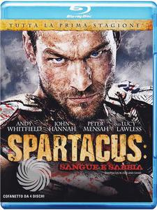 Spartacus - Sangue e sabbia - Blu-Ray - Stagione 1 - thumb - MediaWorld.it