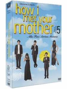 How I met your mother - Alla fine arriva mamma - DVD - Stagione 5 - thumb - MediaWorld.it