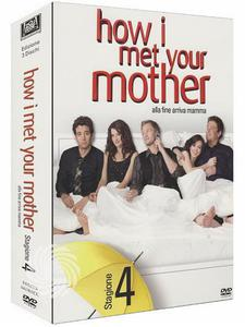 How I met your mother - Alla fine arriva mamma - DVD - Stagione 4 - thumb - MediaWorld.it