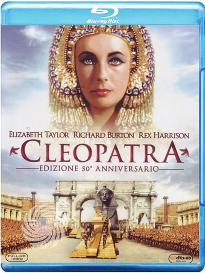 Cleopatra - Blu-Ray - thumb - MediaWorld.it