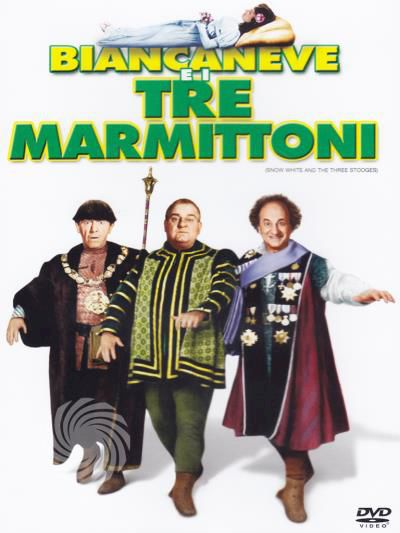 Biancaneve e i tre marmittoni - DVD - thumb - MediaWorld.it