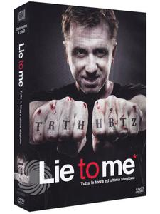 Lie to me - DVD - Stagione 3 - thumb - MediaWorld.it