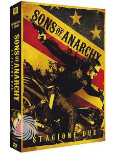 Sons of anarchy - DVD - Stagione 2 - thumb - MediaWorld.it