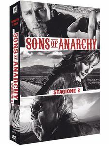 Sons of anarchy - DVD - Stagione 3 - thumb - MediaWorld.it