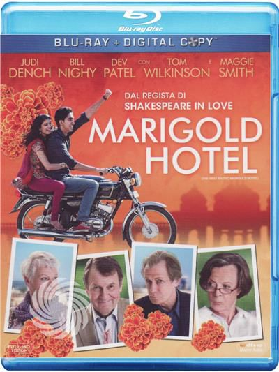 Marigold hotel - Blu-Ray - thumb - MediaWorld.it